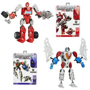 Transformers Contruct Bots